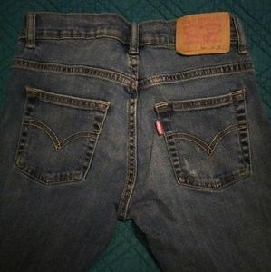 Levi's Bottoms - 👖EUC DISTRESSED LEVI'S 511 JEANS SIZE 10👖